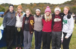 Whited, McReynolds earn individual medals