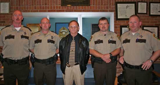 Deputies Complete Training; New Deputy Hired