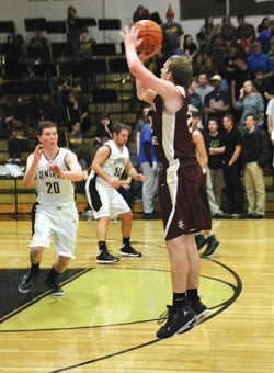 Lions crush Central Magnet