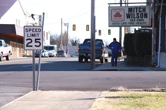 Main Street Motorists Get Extra 5 MPH