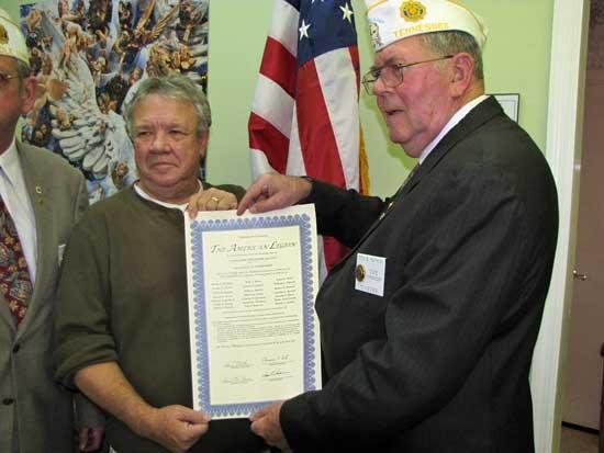 American Legion Reborn In Cannon County