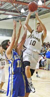 Back On Track: Cannon County Sweeps Bledsoe