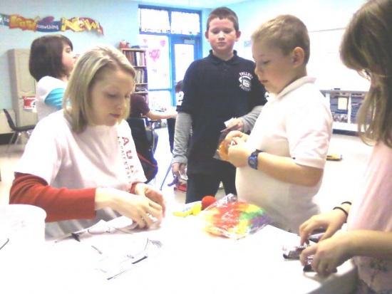 Auburn School Issues SWORD Awards