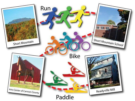 Stones River Relay: Race To The Mill On April 3