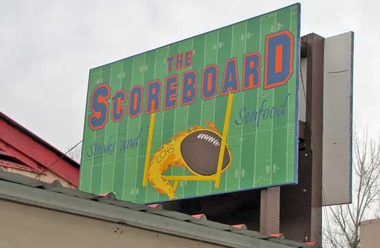 Where's The Beef? At The Scoreboard