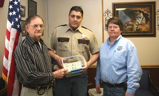Sheriff Thanks Community For Tremendous Support For Overcast
