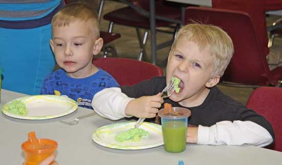 Woodbury Day School Students Celebrate St. Patrick's Day, Dr. Seuss