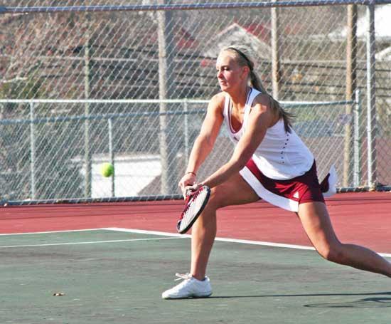 CCHS Tennis Teams Start Season Strong