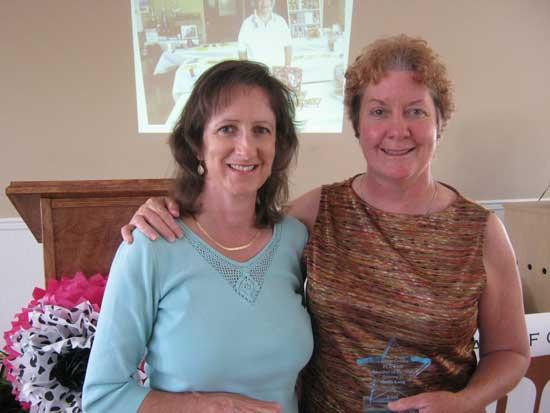 Spring Tea Honors FCE Clubs, Celebrates UT Extension Centennial