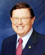 International President-Elect Sid Scruggs<br>Will Speak At Celebration Monday, May 10