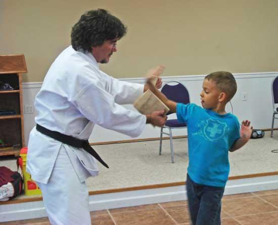 SAVEing Children By Teaching Them Self Defense