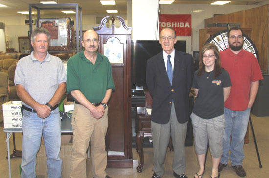 Celebrating 60 Years: Paul L. Reed Furniture Co.
