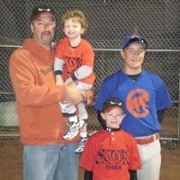 Home Run Club Honors Allan, Jackson