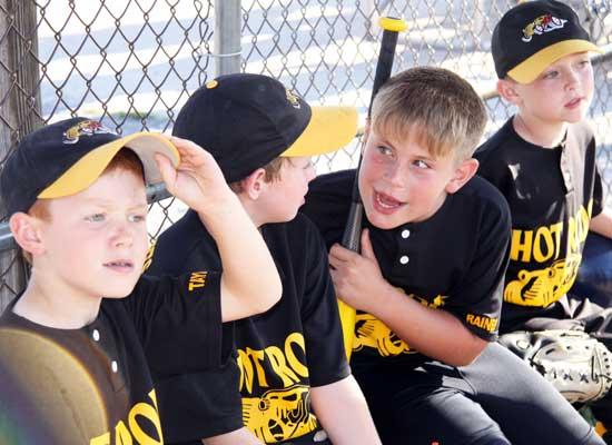 Youth Baseball: Cannon County Style