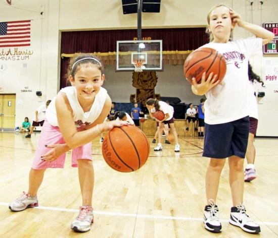 Quality Instruction Leads Kids To CCHS Hoop Camps