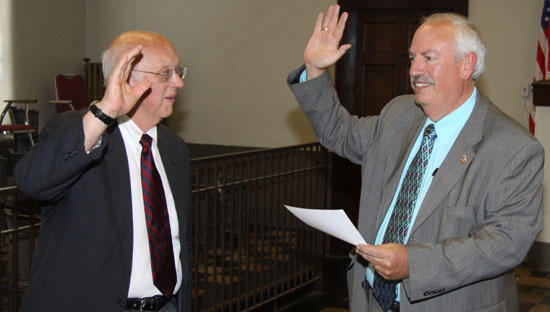 It's Official: Bryson Sworn In As Clerk And Master