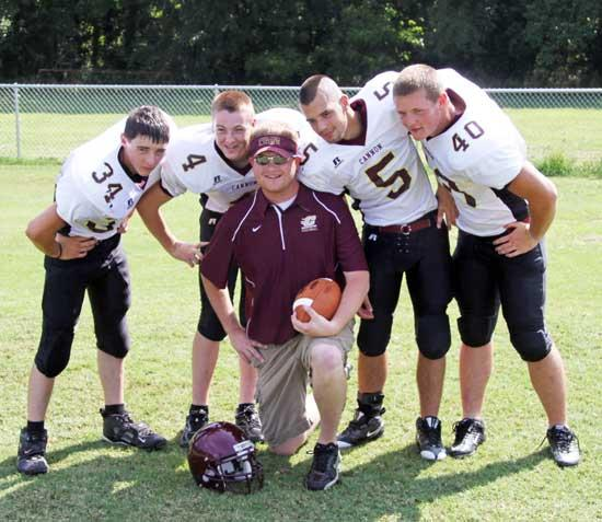 PHOTO GALLERY: Lions Football Picture Day 2010