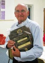Todd Receives Jones Fellowship Award