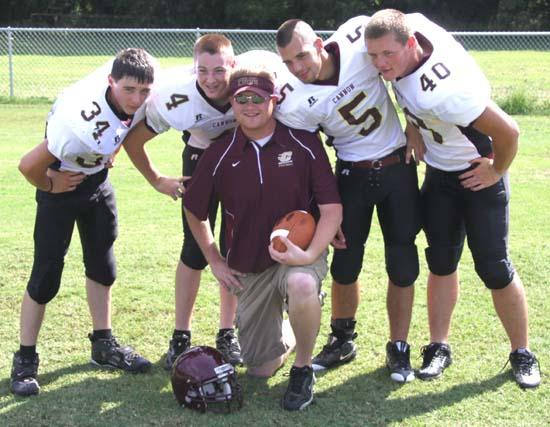 Hill Toppers? Lions Spring Into Football Season Friday Night
