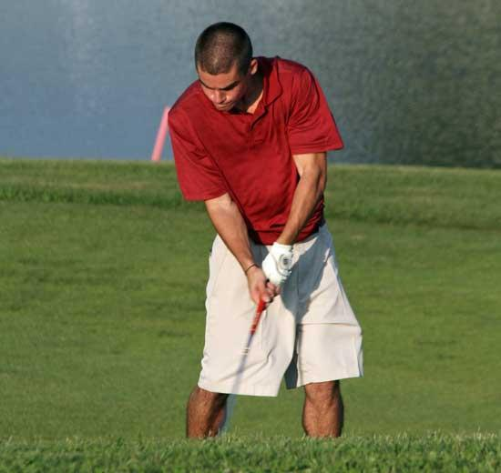 Davenport Leading Lions On The Links