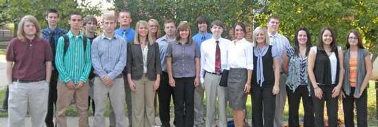 CCHS VE Class Attends MTSU Workshop