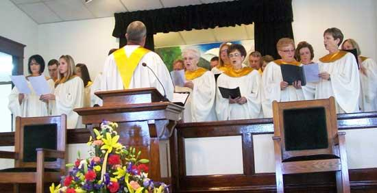 Prosperity Baptist Church: 175 Years And Still Going