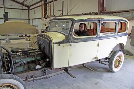 ONLY IN PRINT: Graveyard Run Restorations
