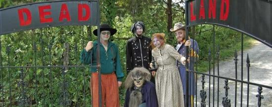 Drop By Dead Land For A Scary Journey