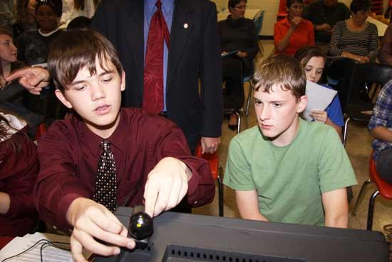 Forum Gets CCHS Students Involved In Political Process
