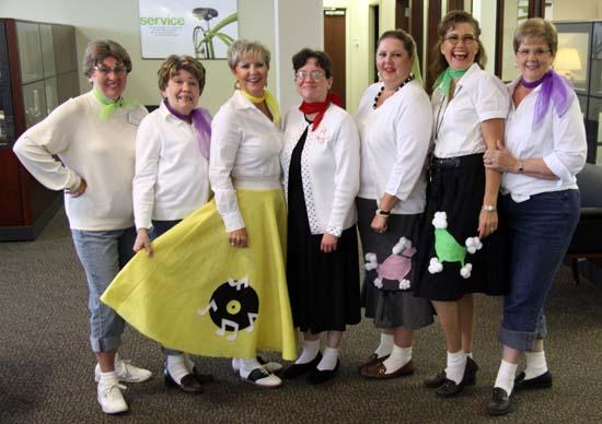 Regions Bank Goes Back To The 50s