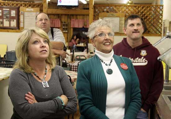 Cannon County Voters Favor Republicans In Election