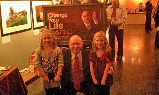 Burt Brings His Message To Woodbury, Raises Over $3K For Juvenile Diabetes