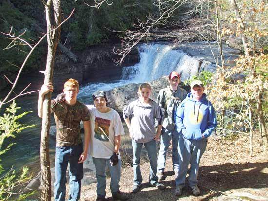 Cannon County Outdoor Club Hikes Savage Gulf