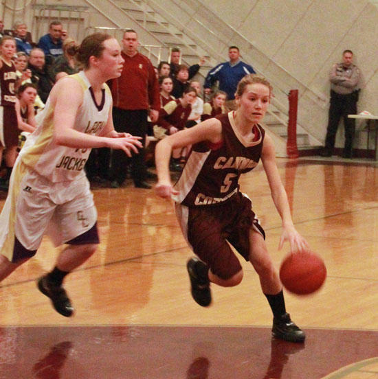 March Madness: Lionettes In Sweet 16