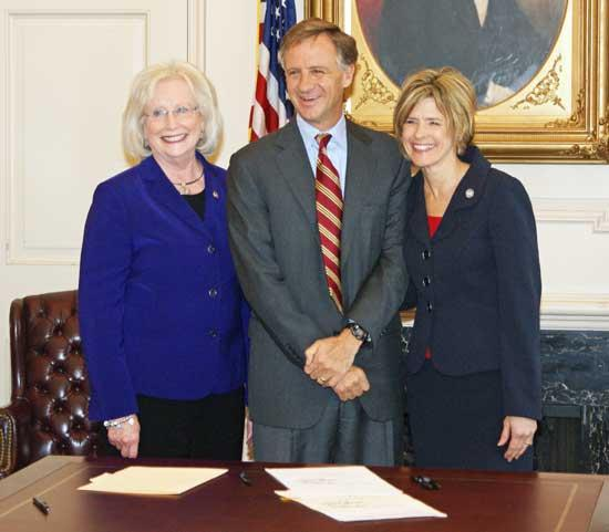 Haslam Signs Health Freedom Act