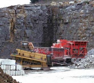 Quarry Blasts Rock Neighborhood, Nerves