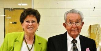 Larimer Honored At Adams Memorial Library Roast