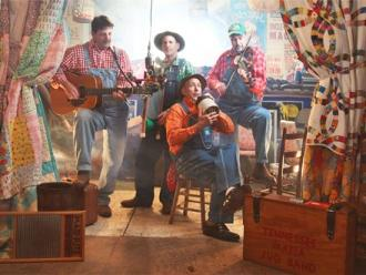 Tennessee Mafia Jug Band Performs May 27