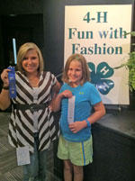 4-H Fun With Fashion Contest
