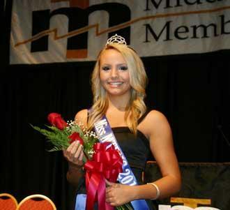 Mt. Juliet's Nicole MacInnis Wins Miss MTC Pageant