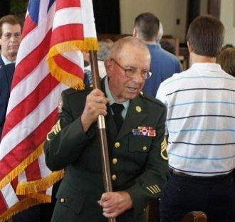 Operation Patriotism Celebrated At Prosperity Baptist