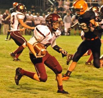 Lions Battered, Bruised and Beaten By Cascade