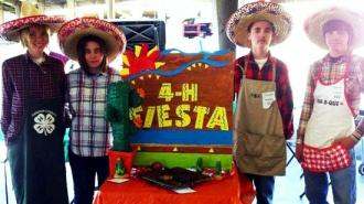 Local 4-H Team Competes In State Cookery Contest