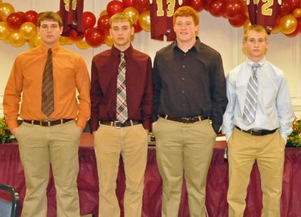 PHOTO GALLERY: 2011 CCHS Football Banquet