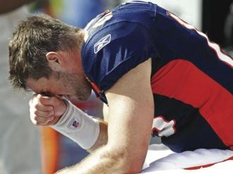 The Power Of Prayer Or Are You 'Tebowing'?