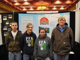 Local 4-Hers Compete In Beef Quiz Bowl