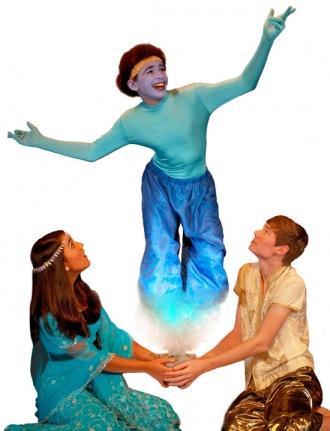 Feb. 17-19: 'Aladdin, Jr.' Flies Into Arts Center