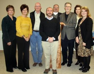 New Chamber Officers, Board Members Introduced