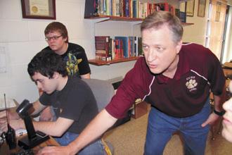 Ham Radio A Teaching Tool At CCHS