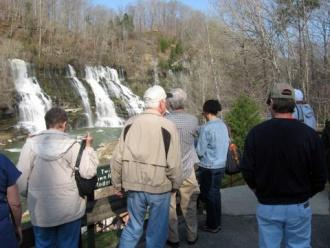 Reservations Now Open For EESP Waterfall Tour